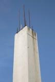 Mucchi del cemento armato Fotografia Stock