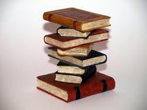 Mucchi del libro Fotografia Stock