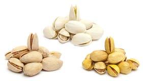Mucchi del pistacchio Fotografia Stock Libera da Diritti