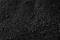 Mucchi di carbone Fotografia Stock