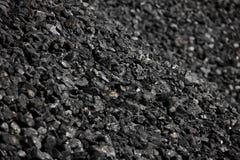 Mucchi di carbone Fotografia Stock Libera da Diritti
