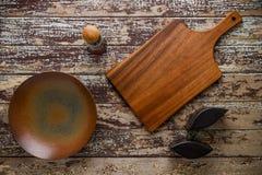 Mucchio degli utensili della cucina Immagine Stock Libera da Diritti
