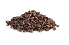 Mucchio dei chicchi di caffè Immagine Stock Libera da Diritti