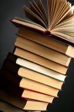 Mucchio dei libri Fotografia Stock Libera da Diritti