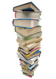 Mucchio dei libri Immagini Stock Libere da Diritti