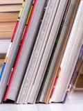 Mucchio dei libri Immagine Stock Libera da Diritti