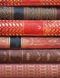 Mucchio dei libri antichi Immagini Stock Libere da Diritti