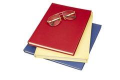 Mucchio dei libri Colourful fotografia stock libera da diritti