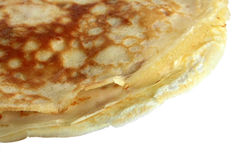 Mucchio dei pancake Immagine Stock Libera da Diritti