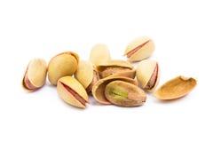 Mucchio dei pistacchi arrostiti Fotografie Stock Libere da Diritti