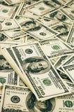 Mucchio dei soldi Immagini Stock Libere da Diritti