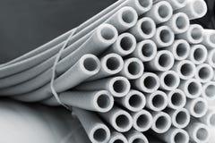Mucchio dei tubi immagini stock libere da diritti
