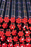 Mucchio dei tubi Fotografia Stock Libera da Diritti