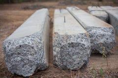 Mucchio del cemento Immagini Stock Libere da Diritti