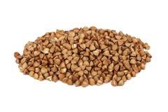 Mucchio del grano saraceno Immagini Stock