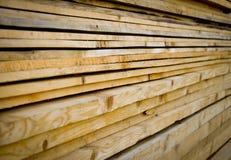 Mucchio del legname Immagine Stock Libera da Diritti