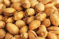 Mucchio del pistacchio Fotografia Stock Libera da Diritti