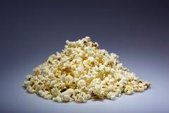 Mucchio del popcorn Fotografie Stock Libere da Diritti