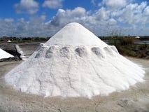 Mucchio del sale Immagini Stock