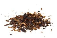 Mucchio del tabacco da pipa Immagine Stock