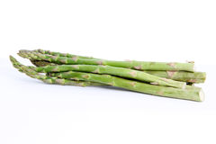 Mucchio dell'asparago Fotografia Stock Libera da Diritti