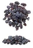 Mucchio dell'uva passa Immagini Stock Libere da Diritti