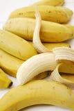 Mucchio della banana Fotografia Stock Libera da Diritti