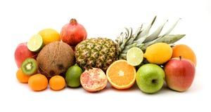 Mucchio della frutta Immagine Stock Libera da Diritti