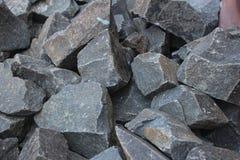 Mucchio della roccia Fotografie Stock