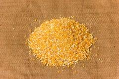 Mucchio delle granulosità di cereale Immagine Stock Libera da Diritti