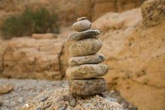 Mucchio delle pietre Immagini Stock Libere da Diritti