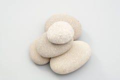 Mucchio delle pietre della sabbia Immagini Stock Libere da Diritti