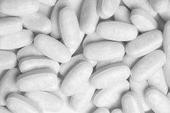 Mucchio delle pillole 1 Fotografie Stock