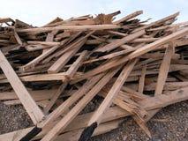 Mucchio di boxwood Fotografie Stock Libere da Diritti