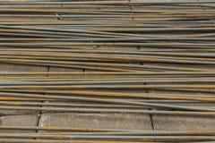 Mucchio di filo di ferro Fotografia Stock Libera da Diritti