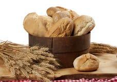 Mucchio di pane 免版税库存照片