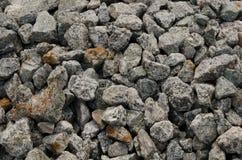 Mucchio di pietra Fotografia Stock