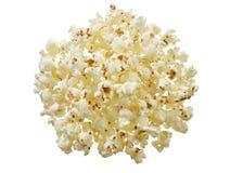 Mucchio di popcorn dall& x27; 女低音 免版税库存图片