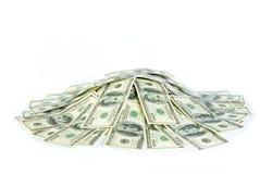 Mucchio di soldi Immagine Stock Libera da Diritti
