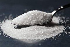 Mucchio di zucchero Fotografie Stock Libere da Diritti