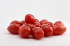 Mucchio fresco del pomodoro Immagini Stock