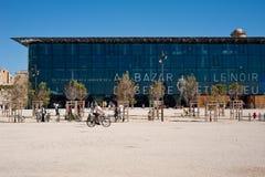 MuCem Marseille Royaltyfri Bild