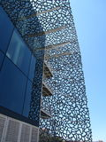 Mucem, Marseille Royalty Free Stock Images