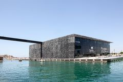 Mucem museum in Marseille, France Stock Photo