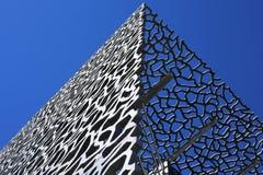 Mucem museum in Marseille stock photos