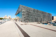 Free MuCEM National Museum In Marseille Royalty Free Stock Photo - 137141645