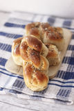 Mucenici: традиционный румынский сладостный хлеб Стоковая Фотография
