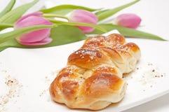 Mucenici : 传统罗马尼亚曲奇饼 免版税库存图片