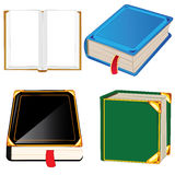 Much books Stock Photos