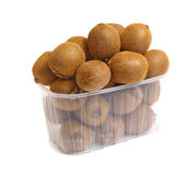 Much Kiwi In Box Royalty Free Stock Photography